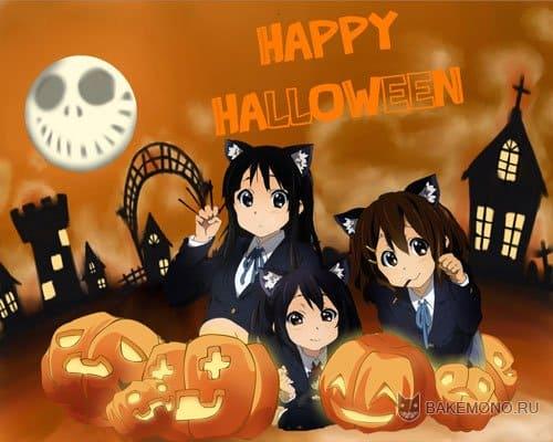 K-on Halloween