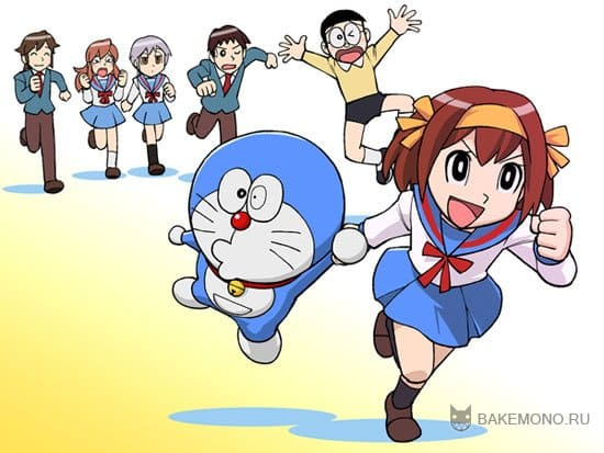 Wallpapers - Doraemon
