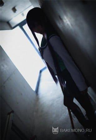 Косплей Busujima Saeko (H.O.T.D.)
