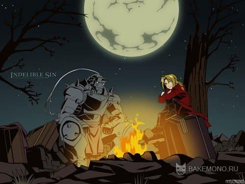 Wallpapers - Fullmetal Alchemist