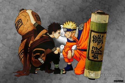 Обои Naruto / Наруто