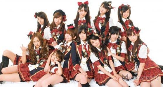 AKB48 и Arashi контролируют топ синглов 2010.