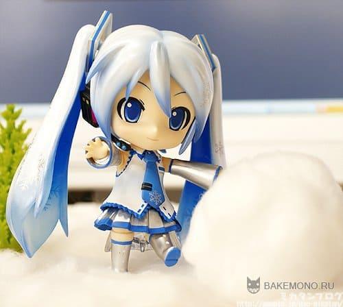 Nendoroid Snow Miku [Snow Playtime Edition]