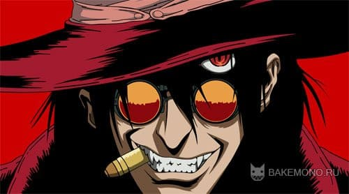 Wallpapers Hellsing