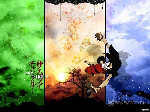 Обои Samurai Champloo