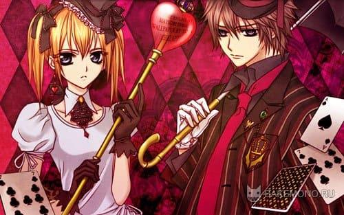 Аниме обои - Vampire Knight