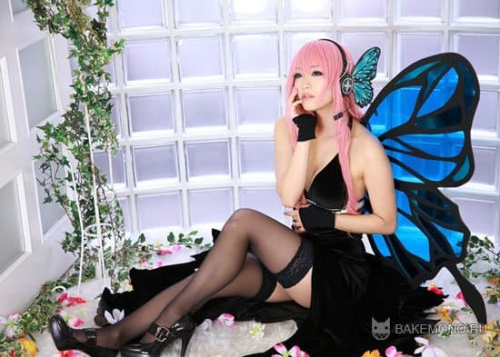 Лука бабочка