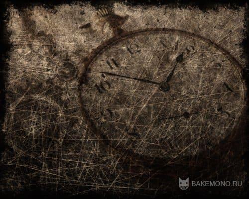 Time - Гранжевые фоны