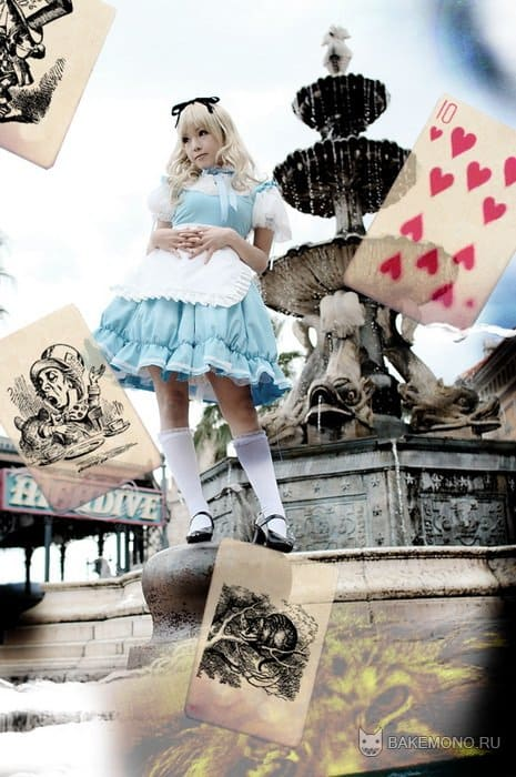 Косплей Kipi Alice in Wonderland