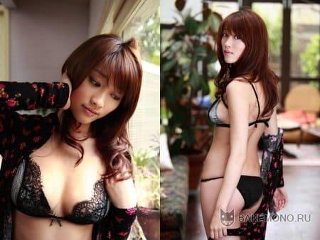 Японские девушки - Mikic Hara