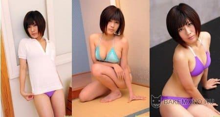 Японские девушки - Ruika Motojima