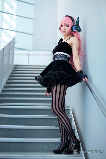 Косплей Megurine Luka (Vocaloid)