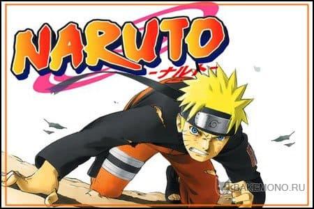 Fonts Naruto