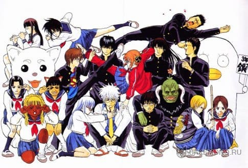 Опрос Recochoku: На каком персонаже вы бы хотели женится