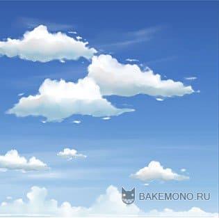 двух видов облаков