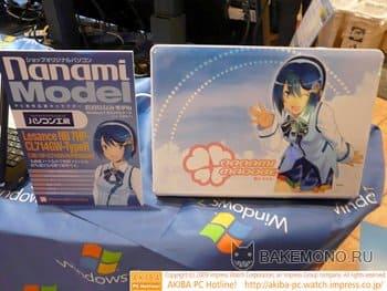 Аниме тема для Windows 7