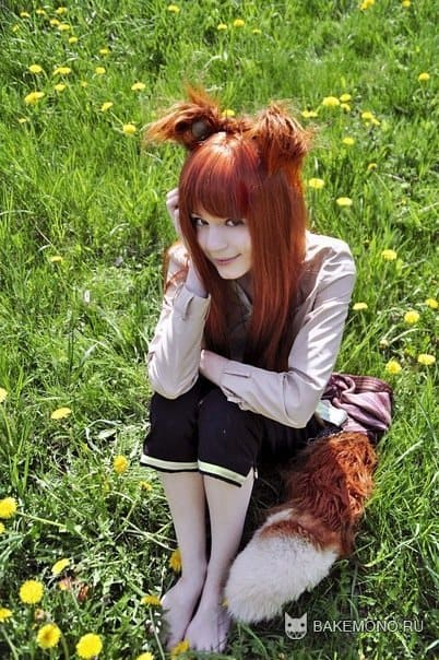 Косплей Spice and wolf - Horo