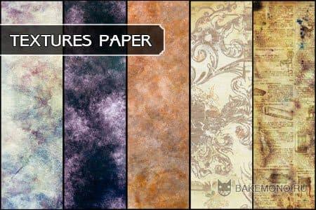 Скачать текстуру бумаги (часть 4)