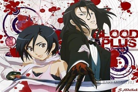 Обои - Blood+ / Кровь+