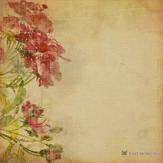 Цветочные текстуры