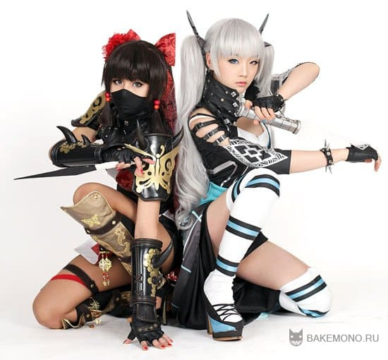 Косплей Trixie и Hotaru
