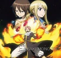 Gekijouban Fairy Tail: Houou no Miko / Фейри Тейл (фильм)