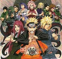 Naruto Shippuuden: Road to Ninja