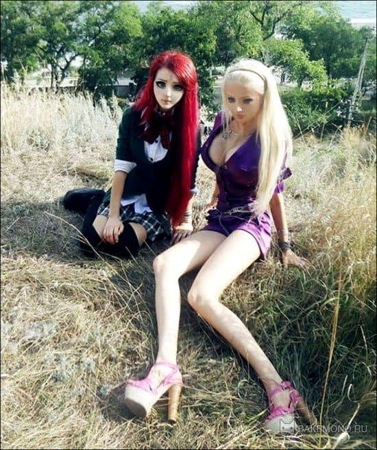 Человеческие куклы в сверхъестественной долине!