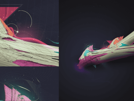 3D абстракция