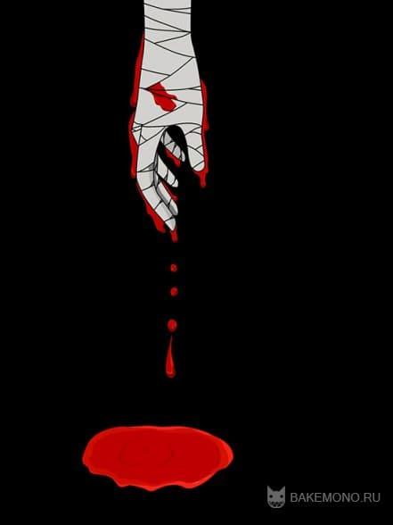 перебинтованная-рука-с-кровью