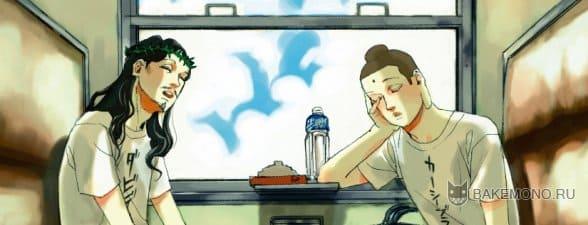 Saint Young Men - грешноватое аниме