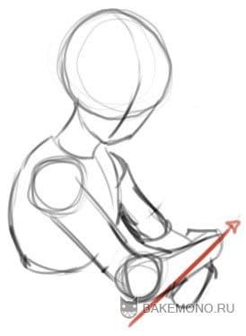 Как рисовать Кагоме