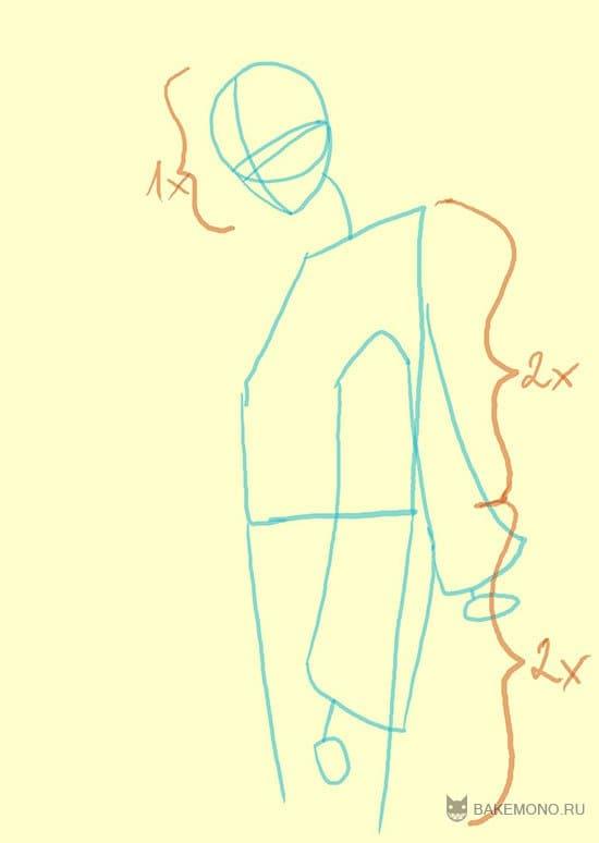 Как рисовать Томое
