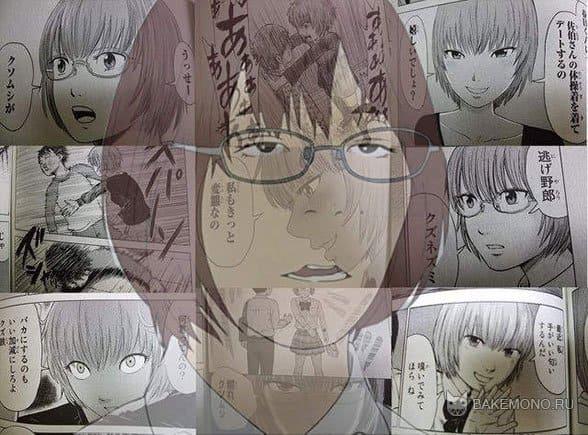 Гениальный троллинг Aku no Hana