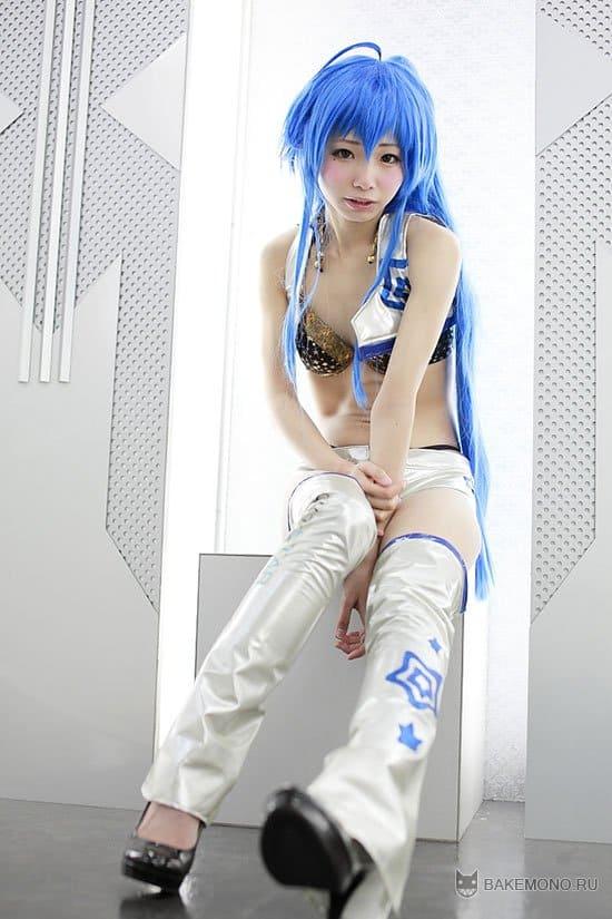 Косплей Lucky Star - Коната Идзуми