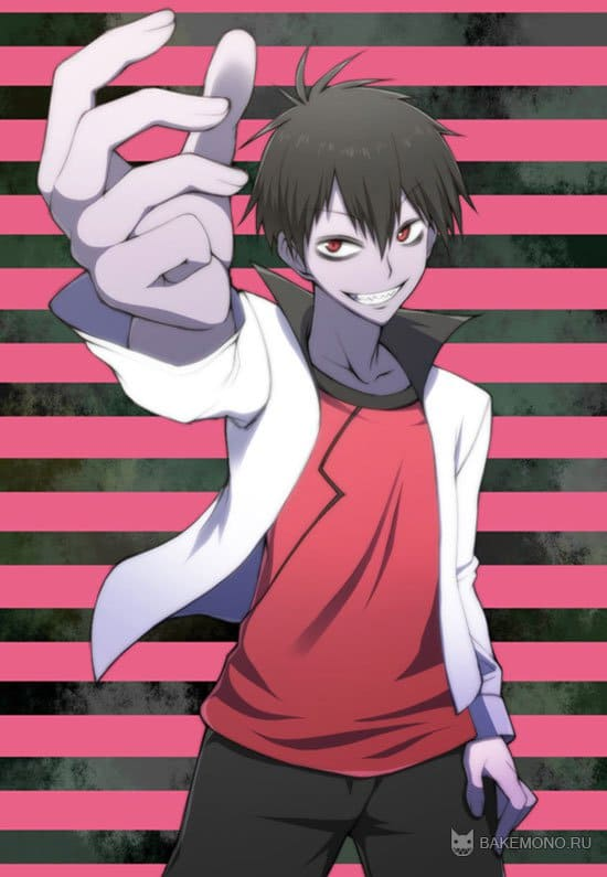 Картинки Blood Lad | Кровавый парень
