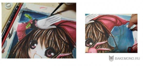 Как рисовать акварельными красками