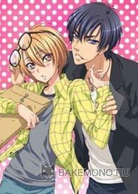 Любовная Сцена OVA