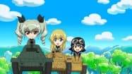 Девушки и Танки OVA