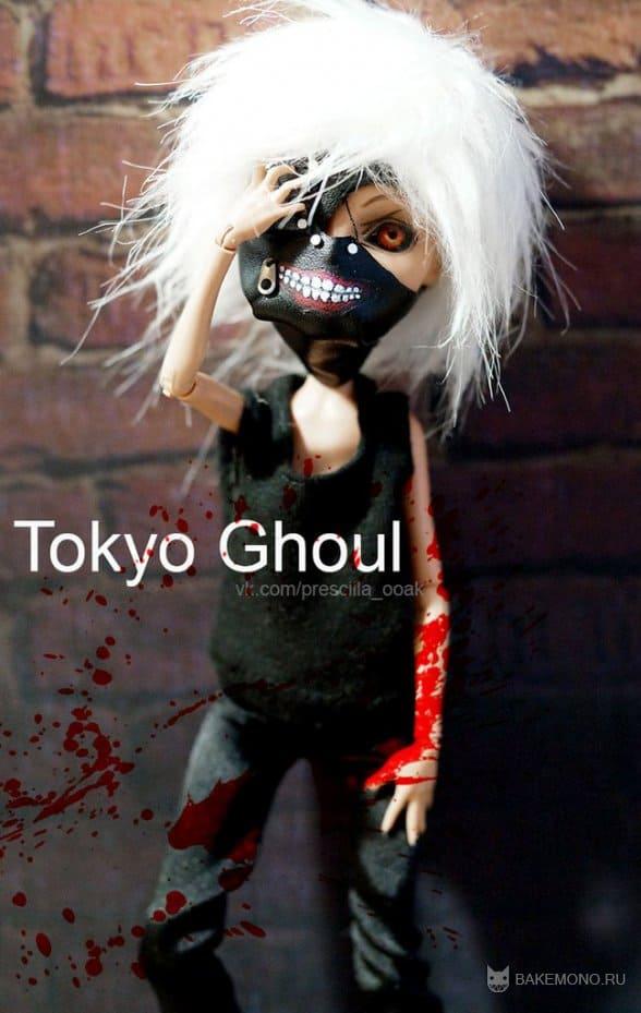 Кукла Канеки из аниме