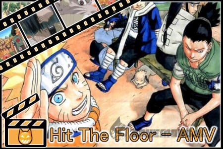 AMV-клип | Hit The Floor