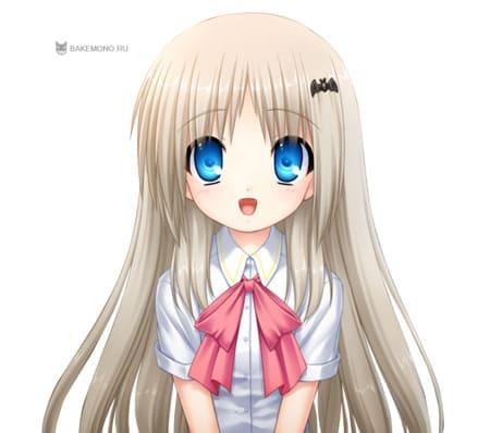 Скрап-набор Anime Girls