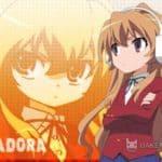 Образец обоев из аниме ТораДора