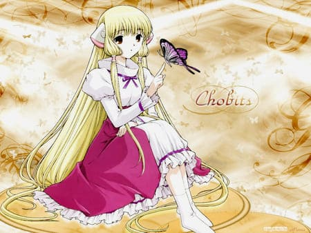 Wallpapers Chobits