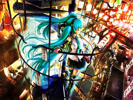 Wallpapers Vocaloid