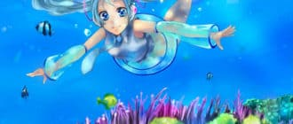 Образец обоев Vocaloid