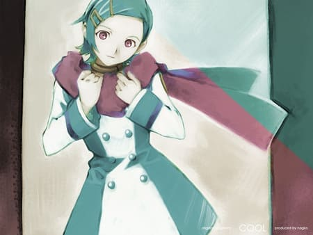 Обои из аниме Эврика 7
