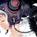 Картинка с грустной девочкой в шлеме