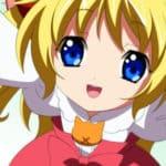 Изображение девочки из аниме Kiddy Girl and