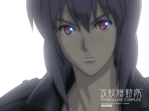 Лицо легендарной аниме девушки крупно